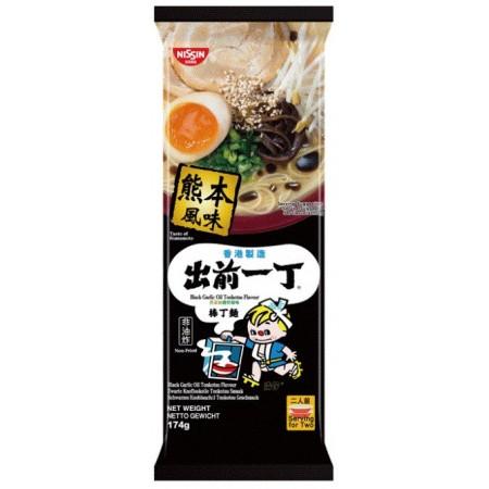 Nissin Ramen Bar Black Garlic Oil Tonkotsu