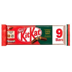 KitKat Dark Mint 9 Bars
