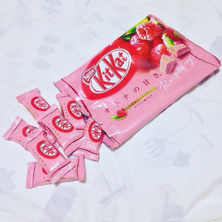 KitKat Raspberry 1 Bar