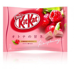KitKat Raspberry Pack