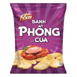 Poca Party Crab Chips Snack