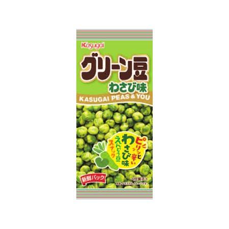 Kasugai Green Mame Wasabi