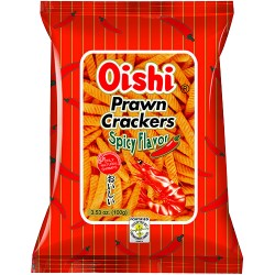 Oishi Snack Hot Shrimp 40g