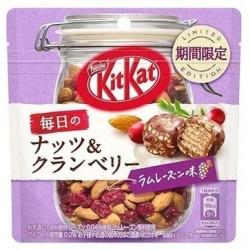 KitKat Nuts & Cranberry Rum Rasins