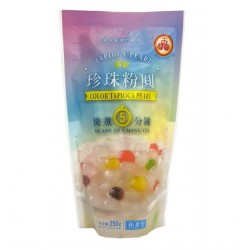 Wufuyuan Color Tapioca Pearl