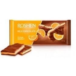Roshen Milk Chocolate Orange Nougat