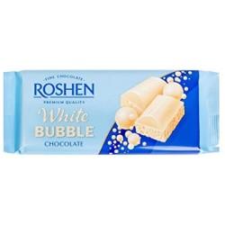Roshen White Bubble Chocolate
