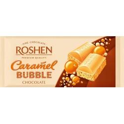 Roshen Caramel Bubble Chocolate