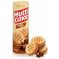Roshen Multi Cake Cocoa Cream