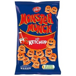 Vico Monster Munch Goût Ketchup