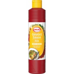 Hela Gewurz Sauce Asia Suss-Sauer 800ml