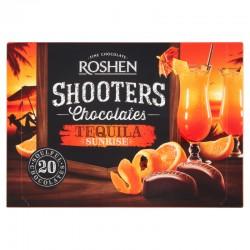 Roshen Shooters Chocolates Tequila Sunrise
