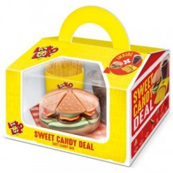 Look-O-Look Sweet Candy Deal Hamburger