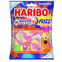 Haribo Happy Orange Frizzi