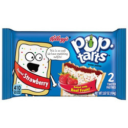 Pop Tarts Frosted Strawberry 104g