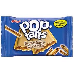 Pop Tarts Frosted Brown Sugar Cinnamon