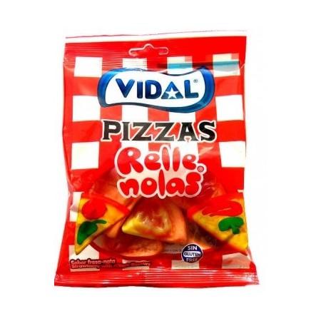 Vidal Filled Pizzas