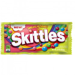 Skittles Sweet and Sours