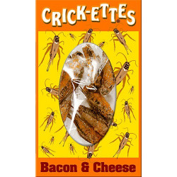 Crick-Ettes Bacon & Cheese