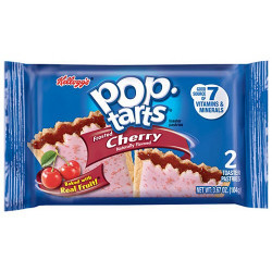 Pop Tarts Frosted  Cherry 104g