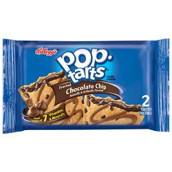 Pop Tarts Frosted Chocolate Chip 104g
