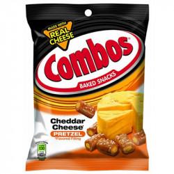 Combos Cheddar Cheese Pretzel