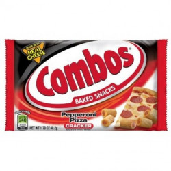 Combos Pepperoni Pizza