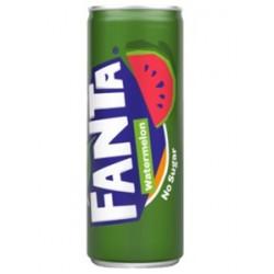 Fanta Watermelon No Sugar