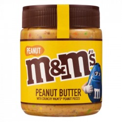 M&M's Peanut Butter Crunchy Spread 225g