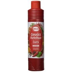 Hela Curry Gewurz Scharf Ketchup 800ml