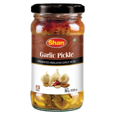 Shan Garlic Pickle