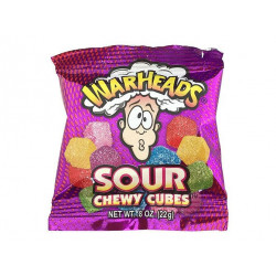 Warheads Sour Chewy Cubes Minis