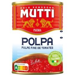 Mutti Polpa Fine De Tomates