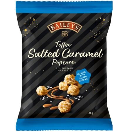 Baileys Toffee Salted Caramel Popcorn