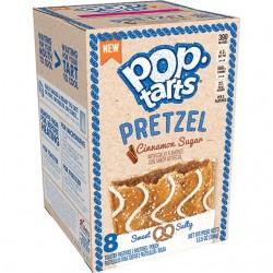 Pop Tarts Pretzel Cinnamon Sugar Box