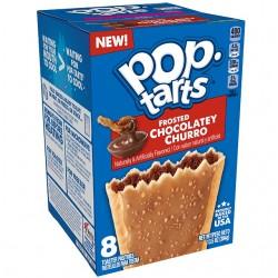 Pop Tarts Frosted Chocolatey Churro Box