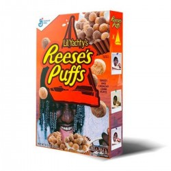Reese's Puffs x Lil Yachty's Special Edition