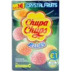 Chupa Chups Jellies Crystal Fruits