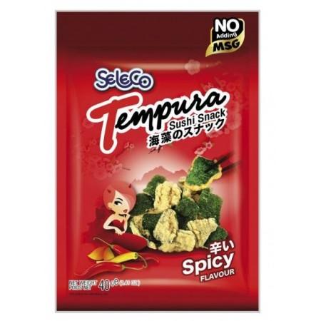 Seleco Tempura Seaweed Spicy Bite Original