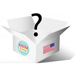 Paczka Niespodzianka USA DUŻA