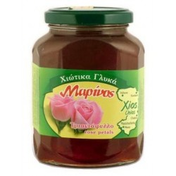 ΜΑΡΙΝΟΣ Greek Rose Jam