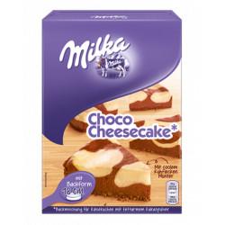 Milka Choco Cheesecake