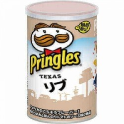 Pringles Texas BBQ Japan 53g