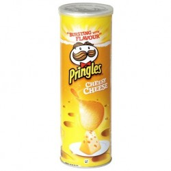 Pringles Cheesy Cheese 190g