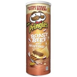 Pringles Roastbeef and Mustard