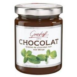 Grashoff Chocolat Noir mit Minze