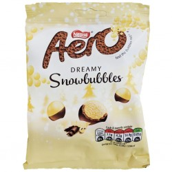 Nestle Aero Snowbubbles