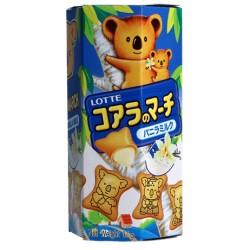 Lotte Koala March Vanilla Milk
