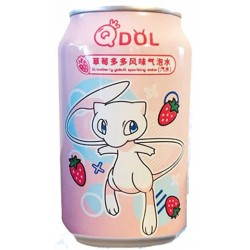 QDol Pokemon Mew Strawberry