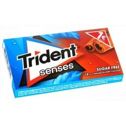 Trident Senses Cinnamon Sugar Free
